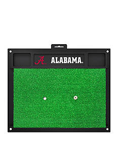 Fanmats NCAA Alabama Crimson Tide Golf Hitting Mat