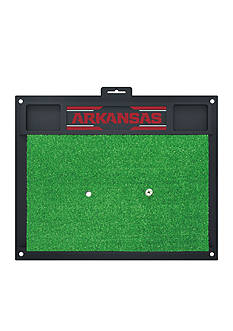 Fanmats NCAA Arkansas Razorbacks Golf Hitting Mat