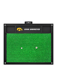 Fanmats NCAA Iowa Hawkeyes Golf Hitting Mat