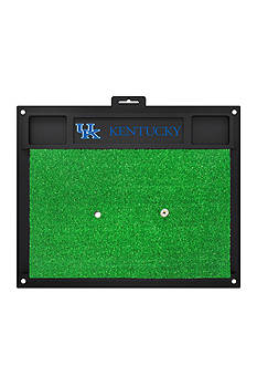 Fanmats NCAA Kentucky Wildcats Golf Hitting Mat