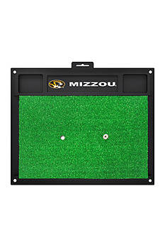 Fanmats NCAA Missouri Tigers Golf Hitting Mat