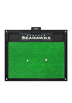 Fanmats NFL Seattle Seahawks Golf Hitting Mat