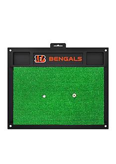 Fanmats NFL Cincinnati Bengals Golf Hitting Mat