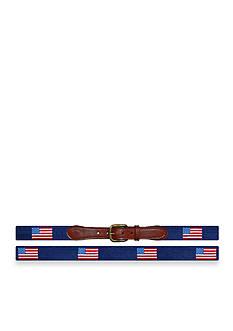 Smathers & Branson American Flag Belt
