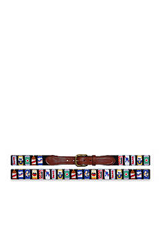Smathers & Branson Beer Cans Belt