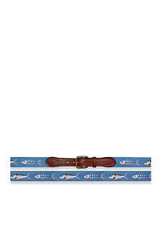 Smathers & Branson Bonefish Traditional Belt