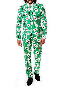 OppoSuits Poker Face Cards Suit