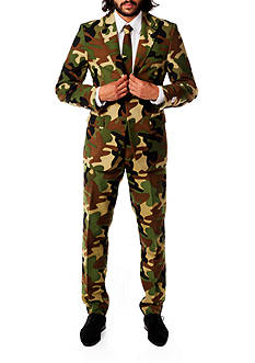 OppoSuits Commando Camo Suit