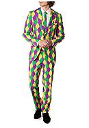 OppoSuits Harleking Diamond Suit