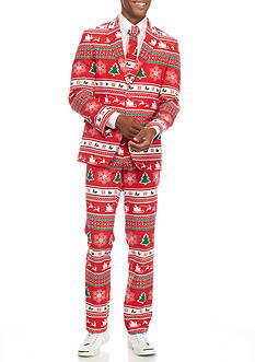 OppoSuits Winter Wonderland Suit
