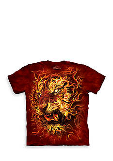 The Mountain Fire Tiger T-Shirt