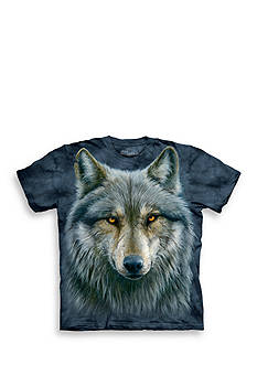 The Mountain Warrior Wolf T-Shirt