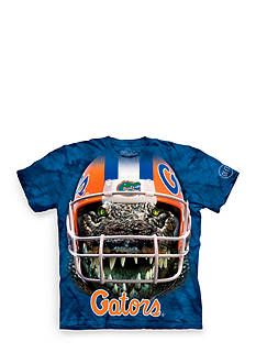 The Mountain Florida Gators Warrior Mascot T-Shirt