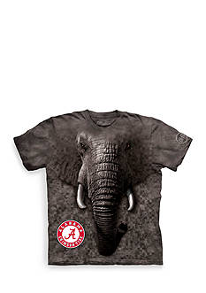The Mountain Alabama Crimson Tide Big Face T-Shirt