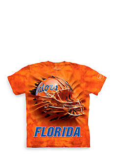 The Mountain Florida Gators Breakthrough Helmet T-Shirt