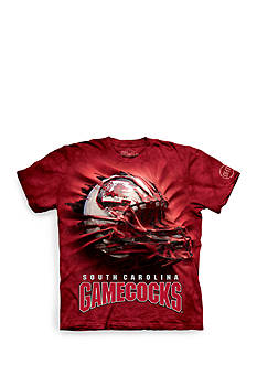 The Mountain USC Gamecocks Breakthrough Helmet T-Shirt