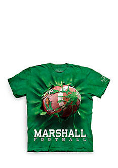 The Mountain Marshall Thundering Herd Breakthrough Football T-Shirt