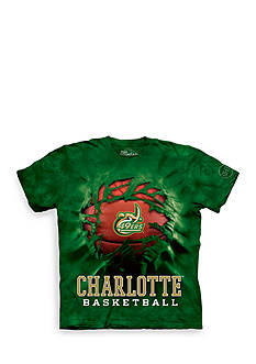 The Mountain UNC Charlotte 49ers Breakthrough Basketball T-Shirt