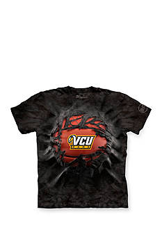 The Mountain VCU Rams Breakthrough Basketball T-Shirt
