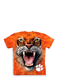 The Mountain Clemson Tigers Big Face Tiger T-Shirt