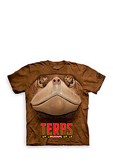 The Mountain University of Maryland Terrapin Big Face Testudo T-Shirt