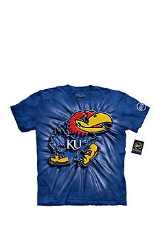 The Mountain Kansas Jayhawks Big Jay Inner Spirit T-Shirt