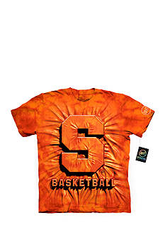 The Mountain Syracuse Orange Basketball Inner Spirit Tee