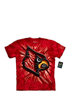 The Mountain Louisville Cardinals Inner Spirit T-Shirt