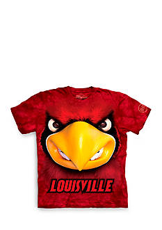 The Mountain Louisville Cardinals Big Face Louie T-Shirt