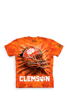 The Mountain Clemson Tigers Breakthrough Helmet T-Shirt