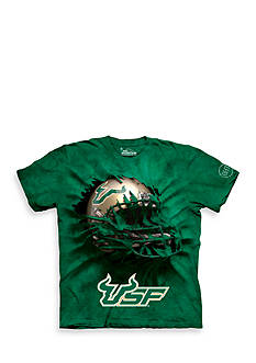 The Mountain South Florida Bulls Breakthrough Helmet T-Shirt