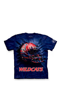 The Mountain Arizona Wildcats Breakthrough Helmet T-Shirt
