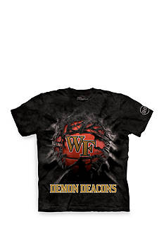 The Mountain Wake Forest Demon Deacons Breakthrough Basketball T-Shirt