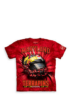 The Mountain University of Maryland Terrapins Breakthrough Helmet T-Shirt