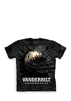 The Mountain Vanderbilt Commodores Breakthrough Helmet T-Shirt