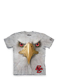 The Mountain Boston College Eagles Big Face Baldwin T-Shirt