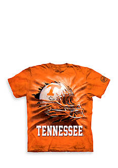 The Mountain Tennessee Volunteers Breakthrough Helmet T-Shirt