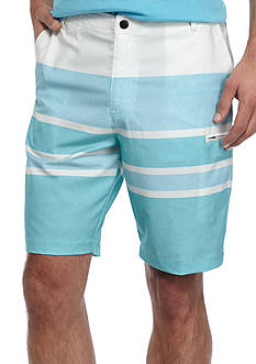 Red Camel® Striped Hybrid Utility Shorts