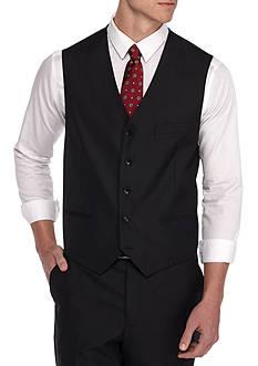 Alexander Julian Black Vest