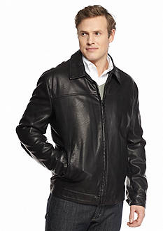 Tommy Hilfiger® Big & Tall  Faux Leather Jacket