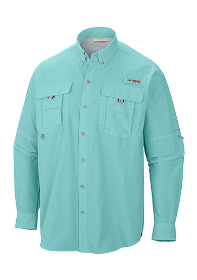 Columbia Big & Tall Bahama™ II Long Sleeve Shirt