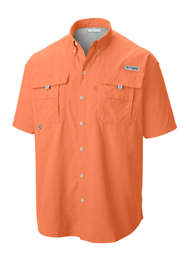 Columbia bahama ii short sleeve shirt belk for Baby fishing shirts columbia