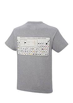 Columbia PFG Short Sleeve Periodic Chart Graphic Tee