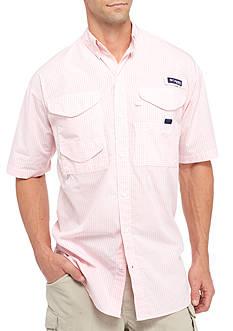 Columbia Big & Tall PFG Super Bonehead™ Classic Short Sleeve Shirt