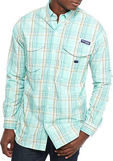 Columbia PFG Super Bonehead Classic Long Sleeve Shirt