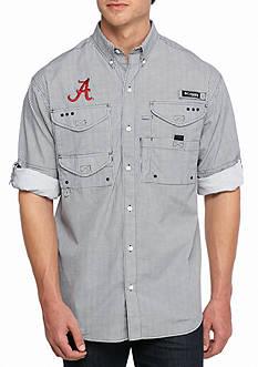 Columbia Alabama Crimson Tide Long Sleeve Bonehead Shirt