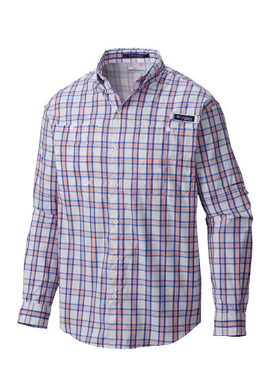Columbia PFG® Super Tamiami Long Sleeve Button Down Shirt