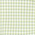 Columbia Clothing for Men: Napa Green Multi Gingham Columbia PFG Super Bahama™ Short Sleeve Shirt