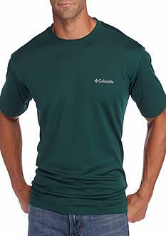Columbia Meeker Peak™ Short Sleeve Crew Neck T-Shirt