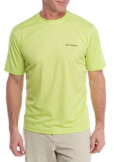Columbia Big & Tall Meeker Peak™ Short Sleeve Crew Neck Shirt